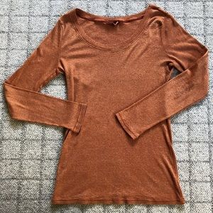 Michael Stars fall top- one size